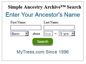 The Ancestry Archive FAQ