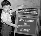 Child and first name