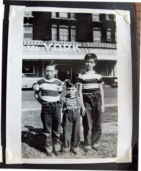 Digitizing and Archiving Old Photos